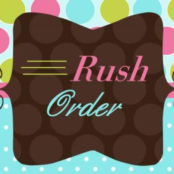RUSH ORDER add on